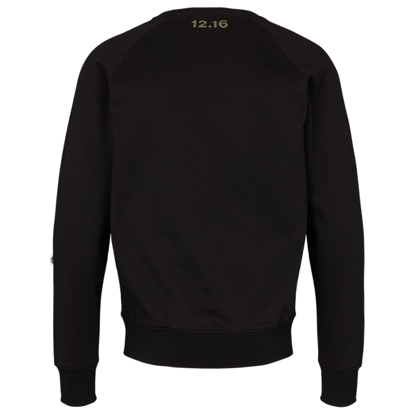 Sweat Shirt Black 100% cotton
