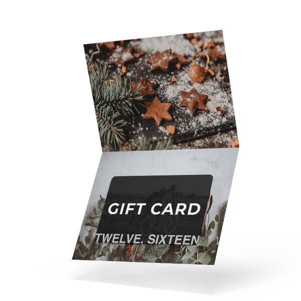12.16 Gift Card