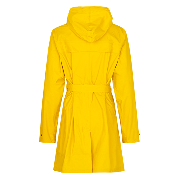 Ocean 8000 Recycled - Rain Jacket - Yellow - Women