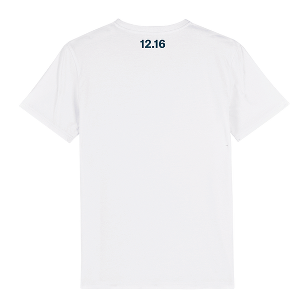 T-Shirt White - Big Logo
