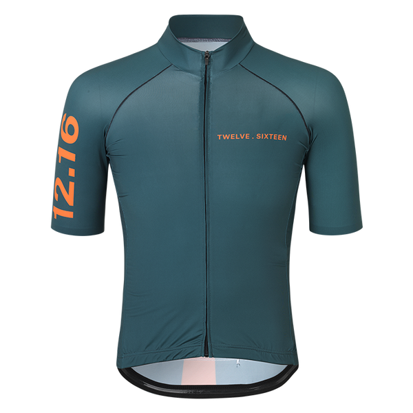 Jersey Green - Pro-Razor  Orange