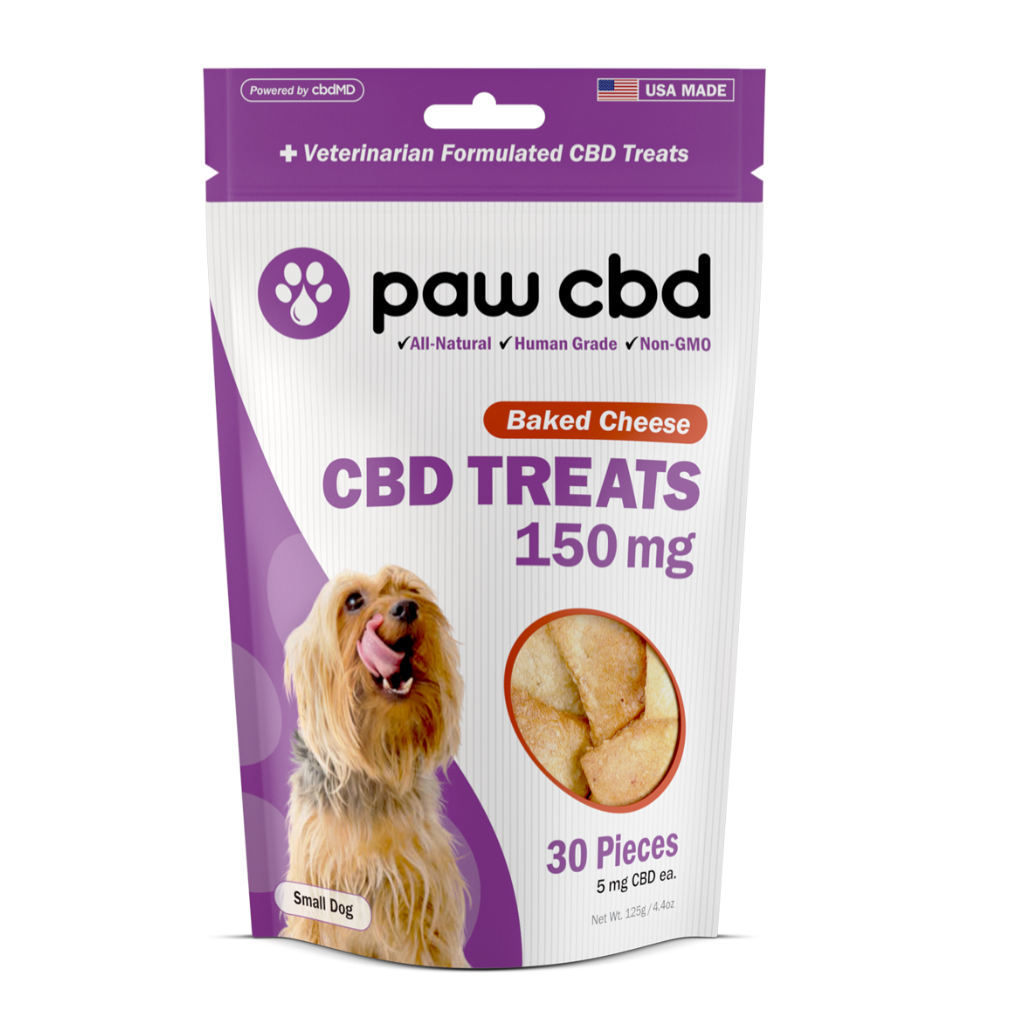 CBD Dog Treats Baked Cheese 150mg Hong Kong