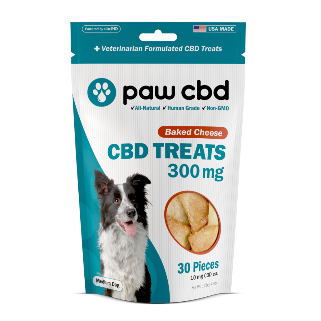 CBD Dog Treats Baked Cheese 300mg Hong Kong