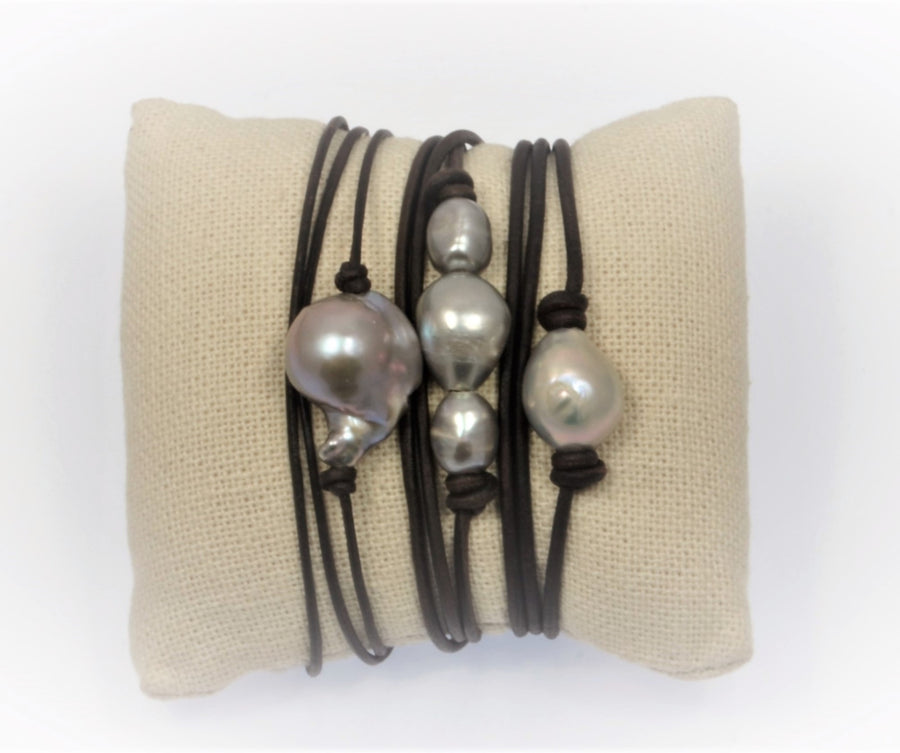 Bracelet: Wrap arounds