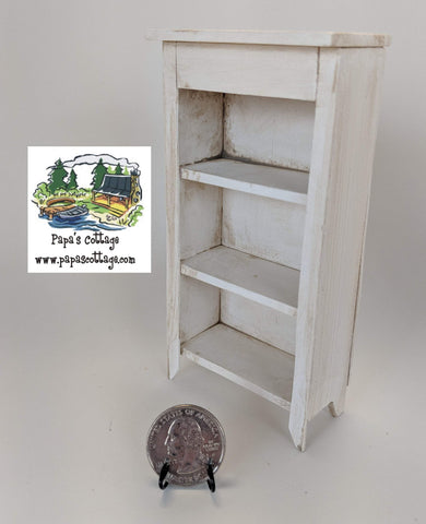 Pantry Cupboard 1:12 - Papa's Cottage Home Goods & Decor