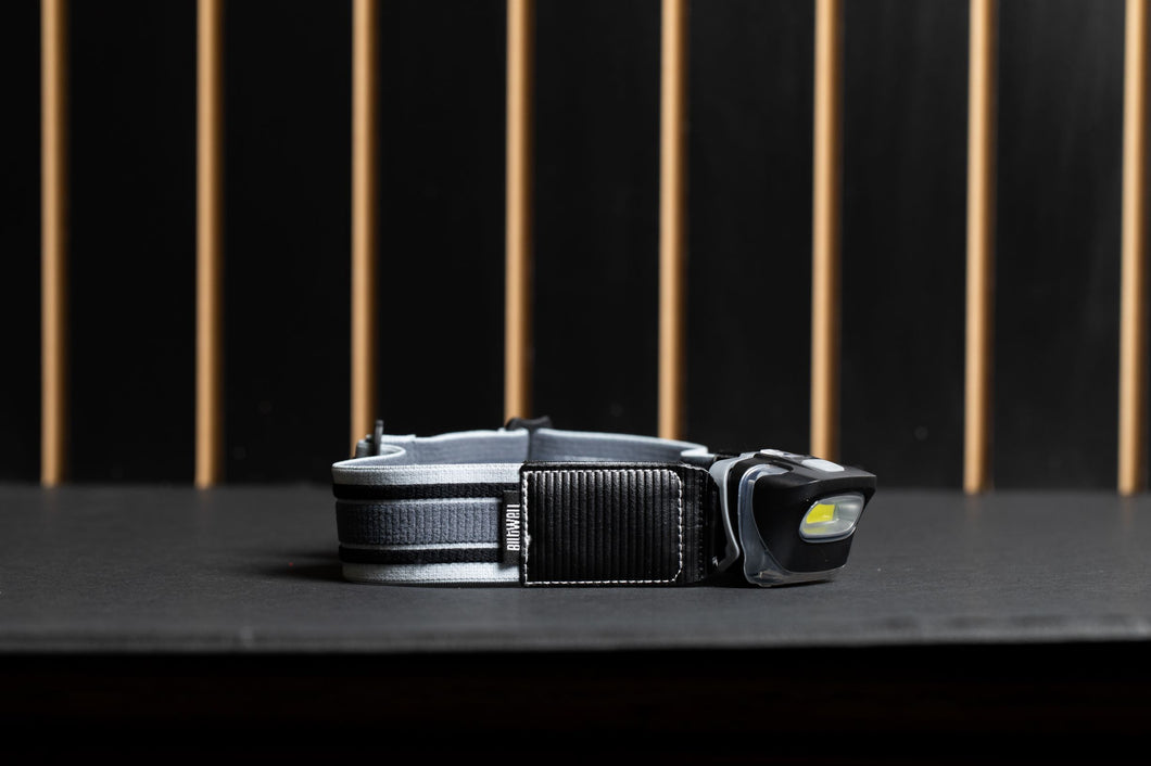 Grey Racer Headlamp