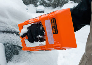 Stayhold Compact Safety Shovel - Mini using ice breaker