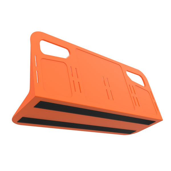 Stayhold CLASSIC™ shopping holder in orange (orange)