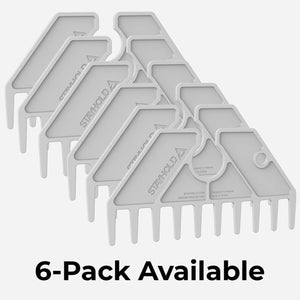 GOLF POCKET BUNKER RAKE - Free shipping on 3-pack and above