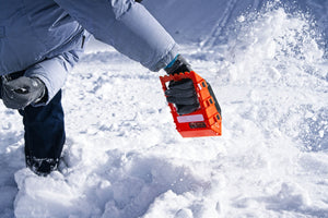 Stayhold Bundle Pack - Stayhold COMPACT SAFETY SHOVEL-MINI STAYSAFE™ shovelling snow