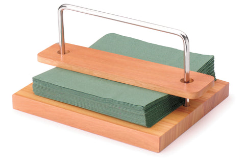 Wooden Napkin Holder 2056