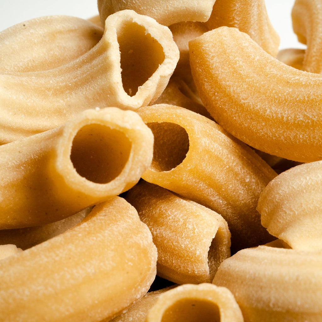 Fresh Cut Pasta - Spaghetti, Fettuccine, Pappardelle & Rigatoni - The Flying Zucchinis