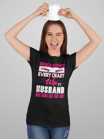 Image of Crazy Wife - Husband
