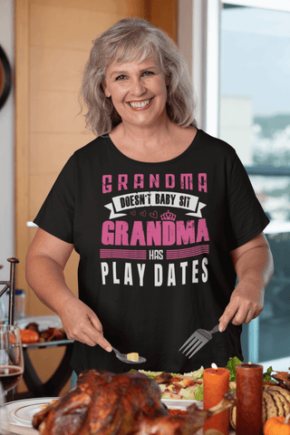 Grandma Play Dates