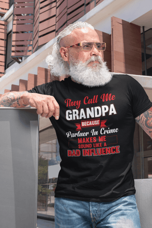 Grandpa - Partner in Crime