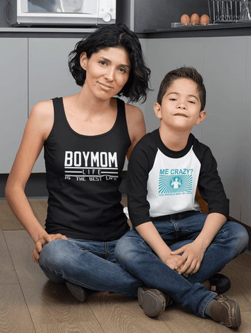 Image of Boy Mom Life Best Life
