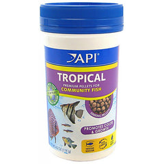 API Tropical Premium Pellet Food