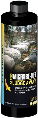 Microbe-Lift Pond Sludge Away