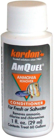 Kordon AmQuel Ammonia Remover Water Conditioner