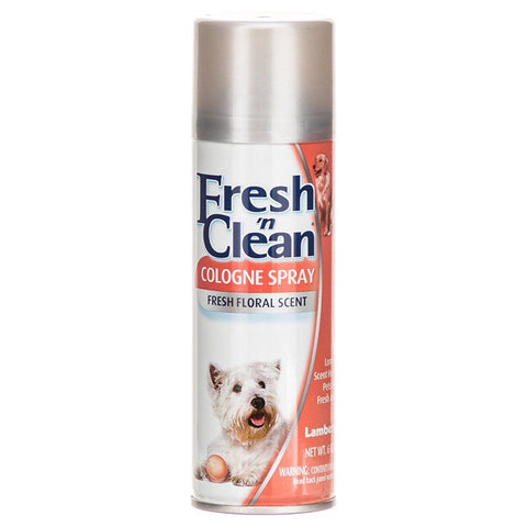 Fresh 'n Clean Dog Cologne Spray - Original Floral Scent