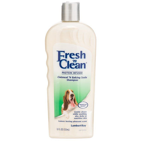 Fresh 'n Clean Oatmeal 'n Baking Soda Shampoo - Tropical Scent