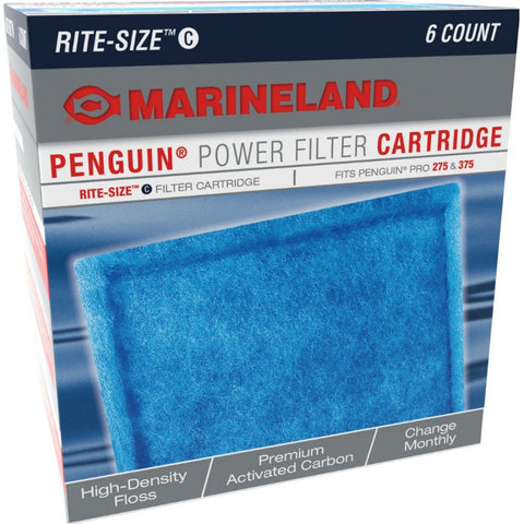Marineland Size-Rite C Size Cartridges