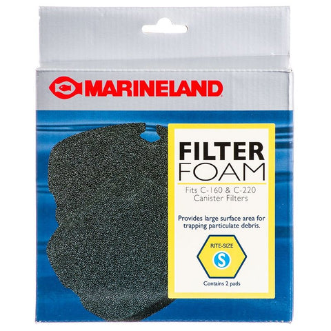 Marineland Rite-Size S Filter Foam