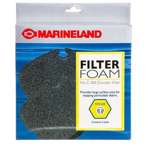 Marineland Rite-Size T Filter Foam