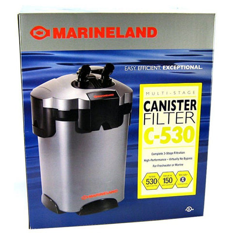 Marineland C-530 Canister Filter