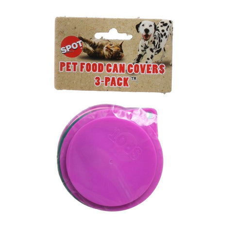 Spot Petfood Can Covers - 3 Pack
