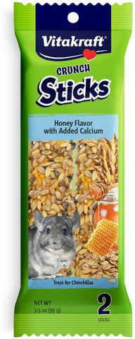 VitaKraft Crunch Sticks with Calcium for Chinchillas