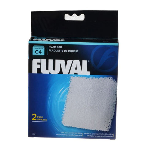 Fluval Power Filter Foam Pad Replacement