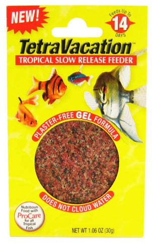 Tetra TetraVacation Tropical Slow Release Feeder