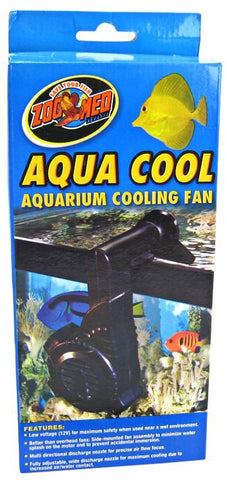 Zoo Med Aquatic Aqua Cool Aquarium Cooling Fan