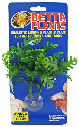 Zoo Med Aquatic Betta Plants - Window Leaf Plant
