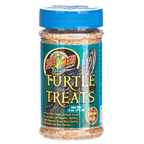Zoo Med Turtle Treats