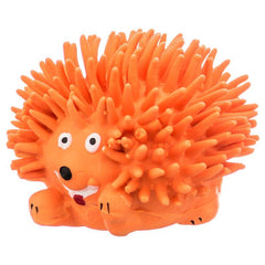 Rascals Latex Hedgehog Dog Toy