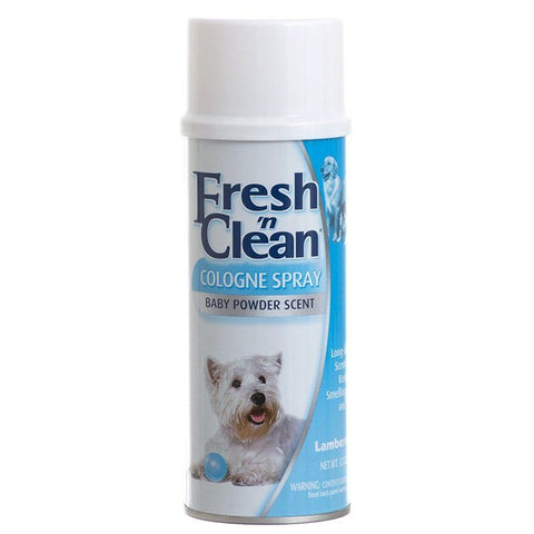 Fresh 'n Clean Cologne Spray - Baby Powder Scent