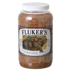 Flukers Tortoise Diet - Small Pellet