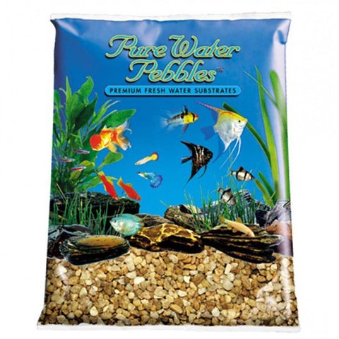 Pure Water Pebbles Aquarium Gravel - Nutty Pebbles