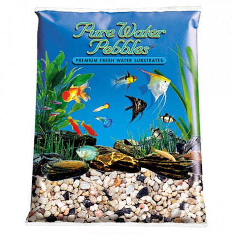 Pure Water Pebbles Aquarium Gravel - Rainbow Gems