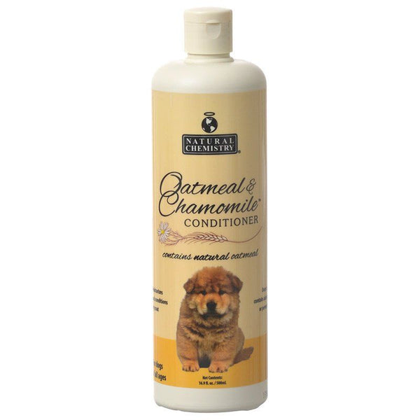 Natural Chemistry Natural Oatmeal & Chamomile Conditioner