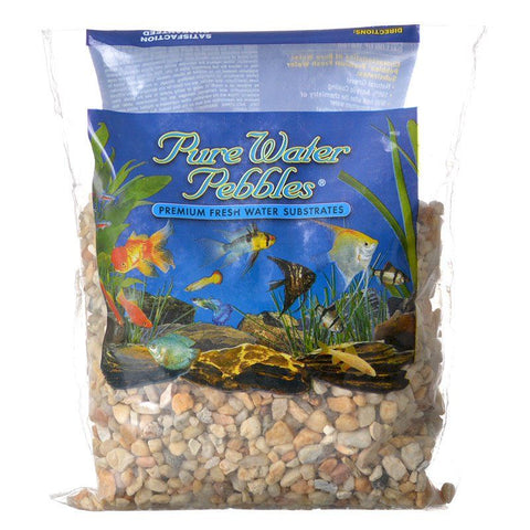 Pure Water Pebbles Aquarium Gravel - Carolina