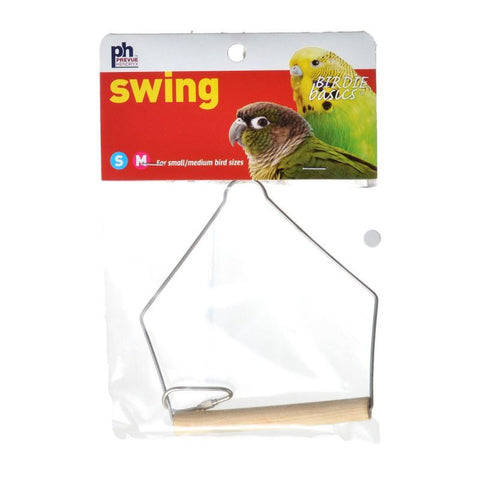 Prevue Birdie Basics Swing - Small/Medium Birds