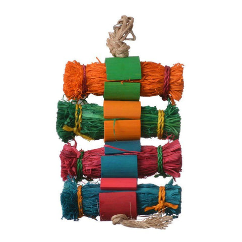 Hari Rustic Treasures Bundle Stack Bird Toy