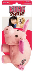 Kong Phatz Dog Toy - Pig