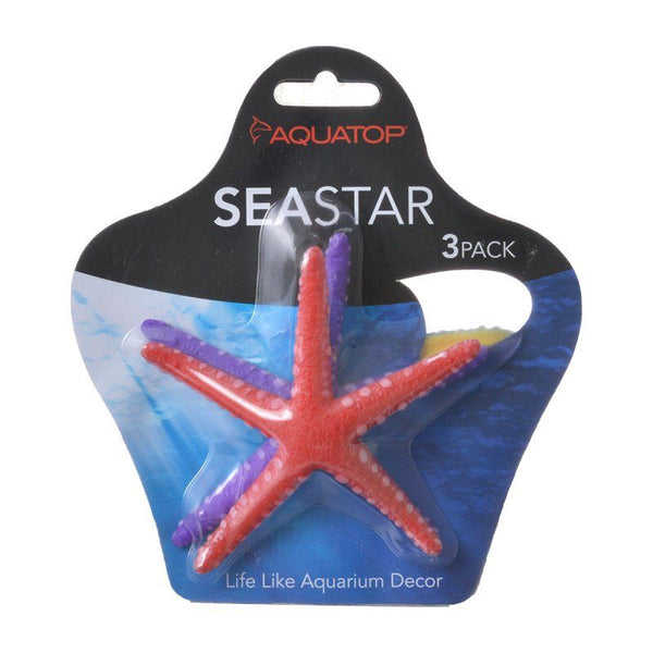 Aquatop Silicone Seastar Aquarium Ornament