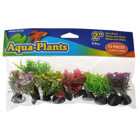 Penn Plax Aqua-Plants Betta Plants - Small