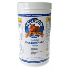 Grizzly Joint Aid Mini Pellet Hip & Joint Product for Dogs