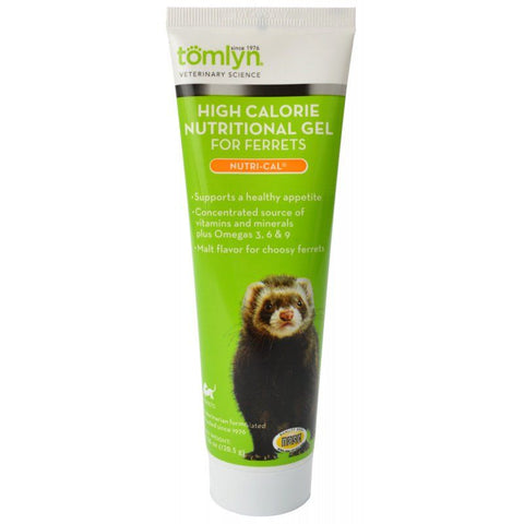 Tomlyn Nutri-Cal High Calorie Nutritional Supplement for Ferrets